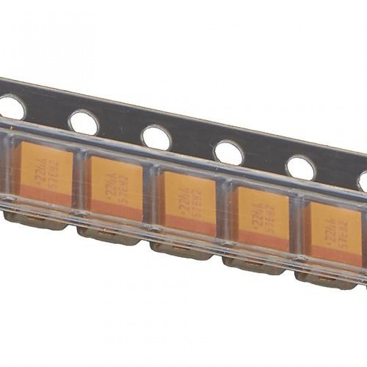 Танталовый чип конденсатор TAJA226K010RNJ
