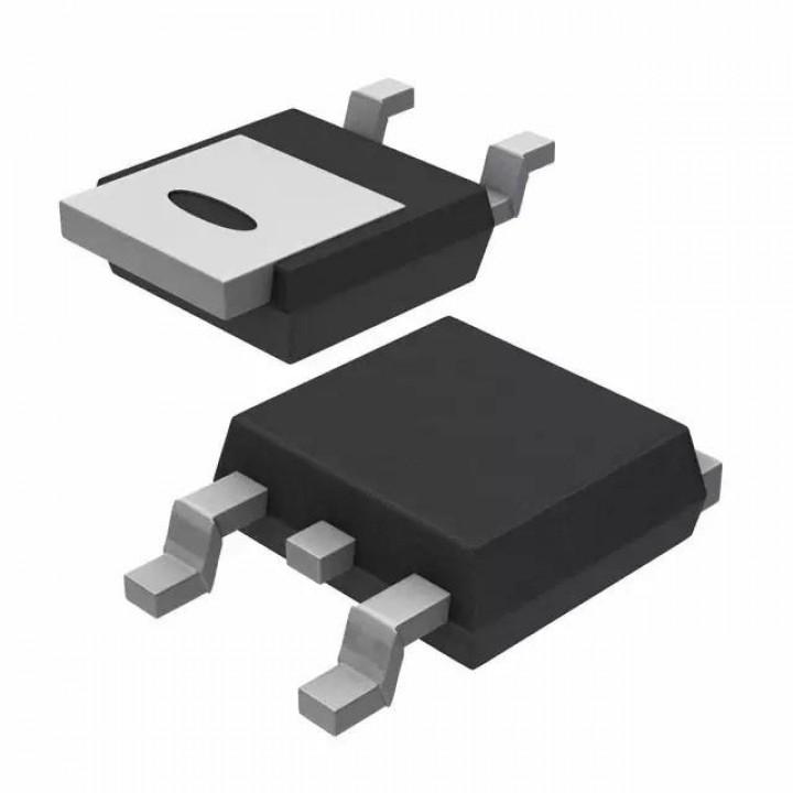 МОП-транзистор STD30NF06T4 , N Канал, 60 В, 28 А, 0.02 Ом, TO-252 (DPAK)