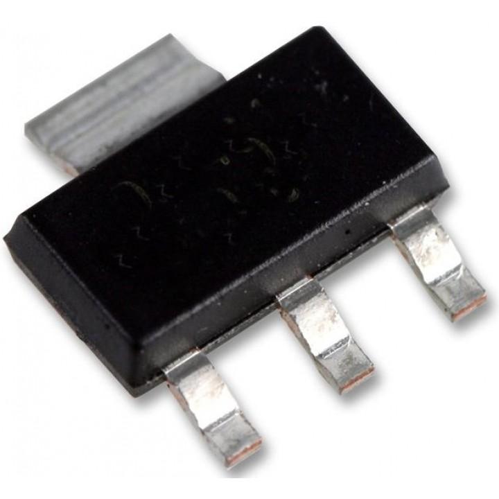 Стабилизатор напряжения NCP1117ST33T3G , +3,3В , 1А [SOT-223]