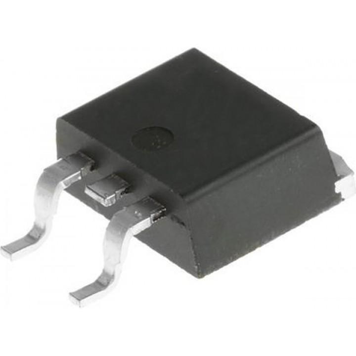 Транзистор STB55NF06T4 , N-канал 60В 50А [D2-PAK]
