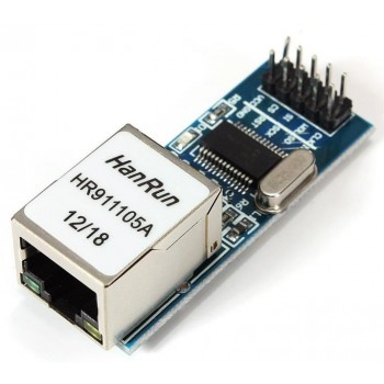 Модуль Ethernet  Enc28J60