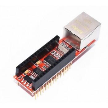 Модуль Ethernet Shield ENC28J60