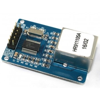 Модуль Ethernet Enc28J60 12P