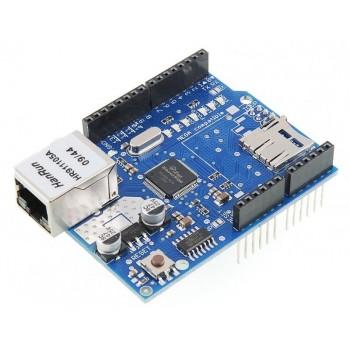 Плата Ethernet Shield W5100