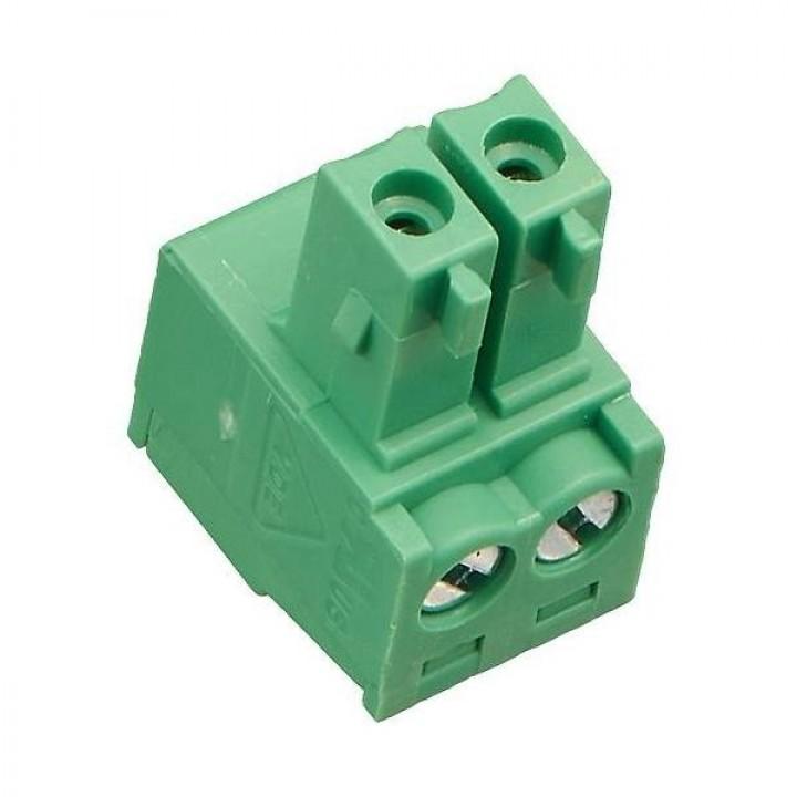 Разъемные клеммные блоки 15EDGK-3.5-02P-14-00A(H)  ( на кабель )