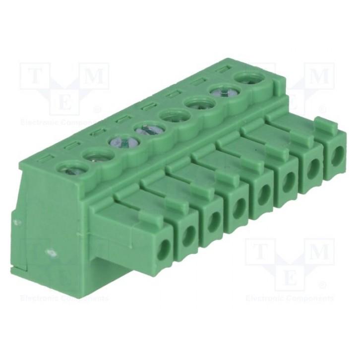 Разъемные клеммные блоки 15EDGK-3.5-08P-14-00A(H)  ( на кабель )