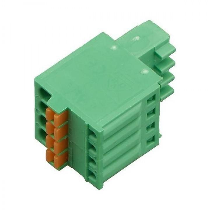 Разъемные клеммные блоки 15EDGKD-2.5-04P-14-00A(H)  ( на кабель)