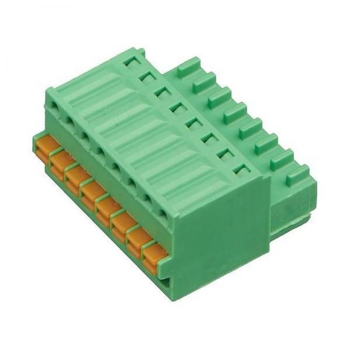 Разъемные клеммные блоки 15EDGKD-2.5-08P-14-00A(H)  ( на кабель)