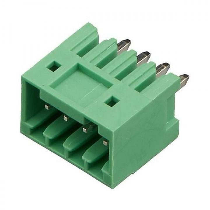 Разъемные клеммные блоки 15EDGVC-2.5-04P-14-00A(H)   ( на плату )