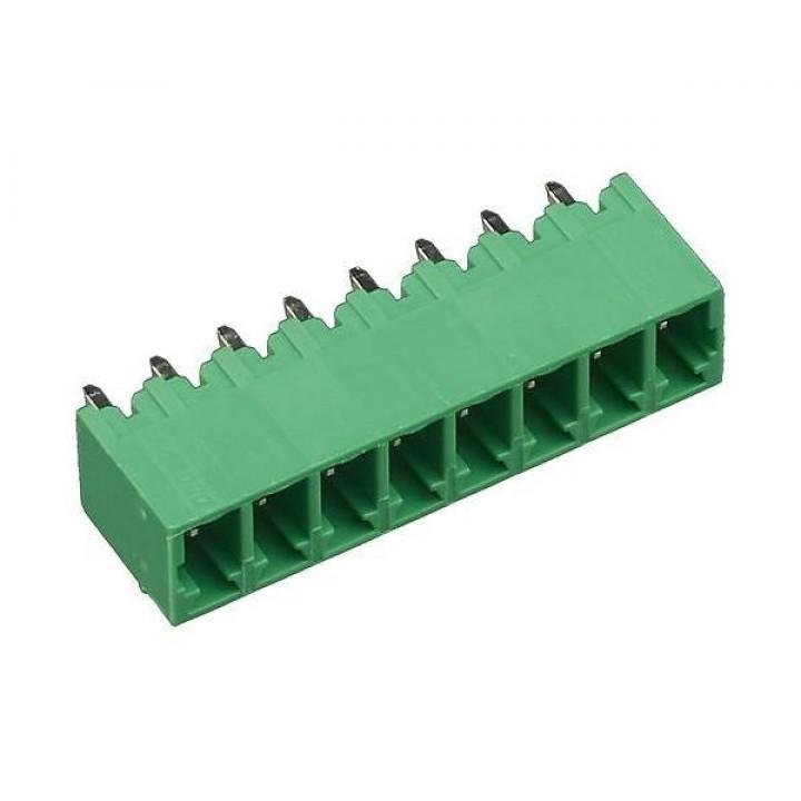 Разъемные клеммные блоки 15EDGVC-2.5-08P-14-00A(H)  ( на плату )