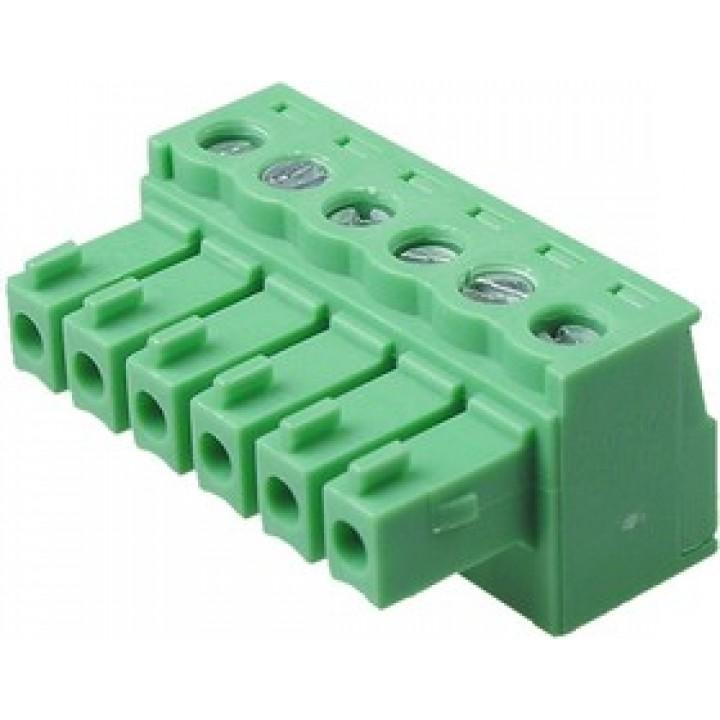 Разъемные клеммные блоки 15EDGK-3.81-06P-14-00AH