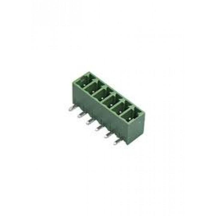Разъемные клеммные блоки 15EDGRC-3.81-06P-14-00AH