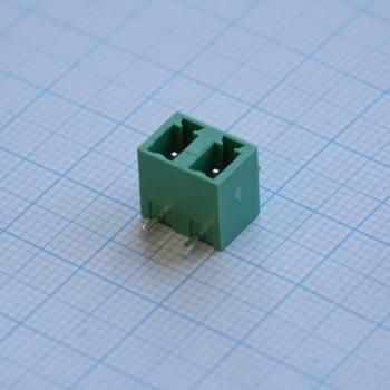 Клеммный блок 15EDGRC-5.08-02P-14-00AH