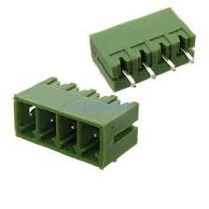 Разъемные клеммные блоки 15EDGVC-3.81-04P-14-00AH