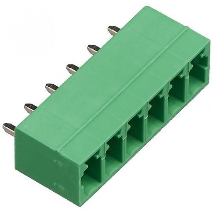 Разъемные клеммные блоки 15EDGVC-3.81-06P-14-00AH