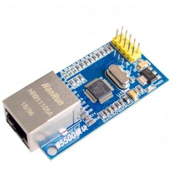 Плата сетевая Ethernet W5500 SPI