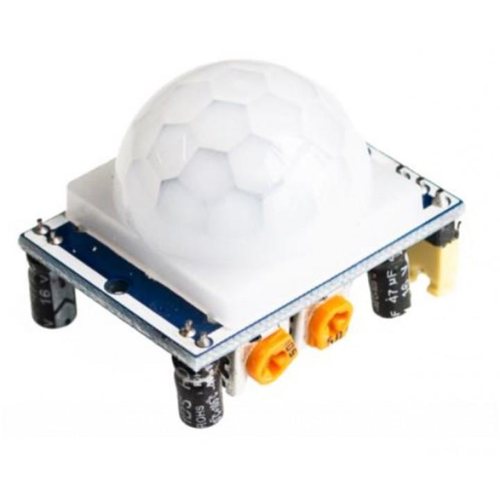 Датчик движения HC-SR501 (PIR сенсор)