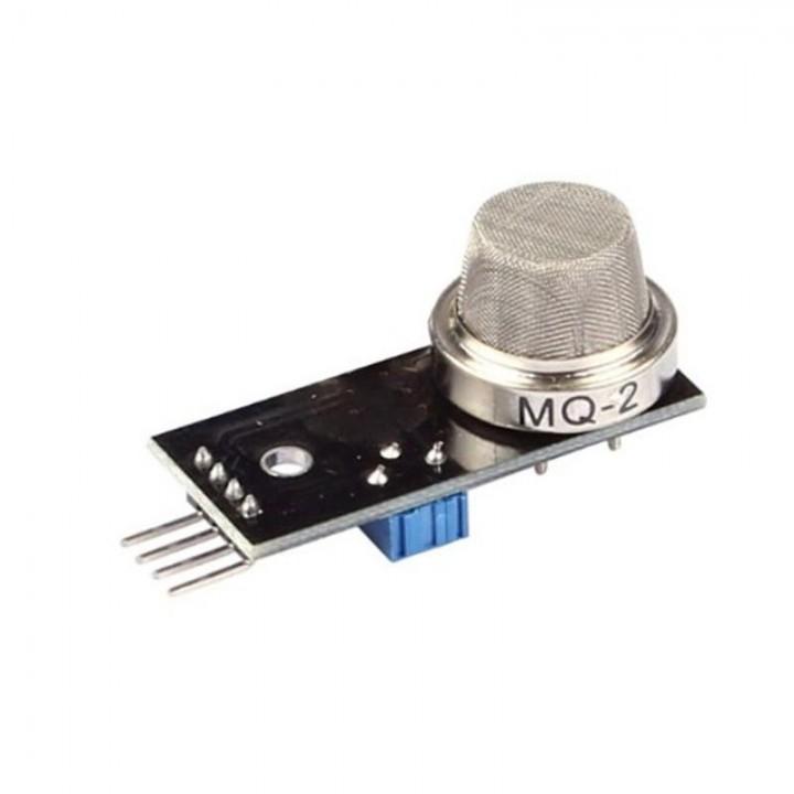 Датчик газа MQ-2 (углеводородные газы, дым)