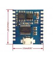 Модуль проигрывания MP3,WAV DY-SV17F micro USB