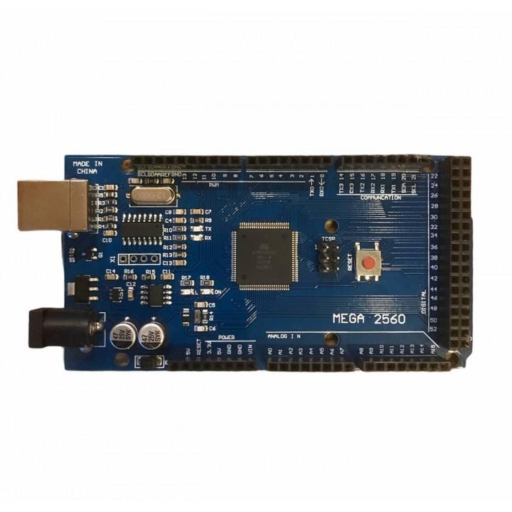 Плата MEGA2560 R3 (Arduino-совместимая) 730