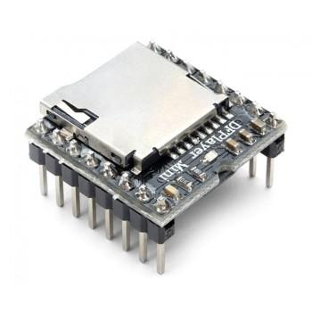 Модуль плеера DFPlayer MINI MP3