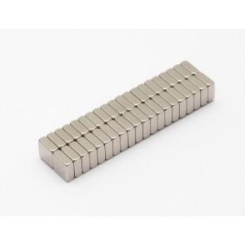 Неодимовый магнит прямоугольник 5х5х2мм