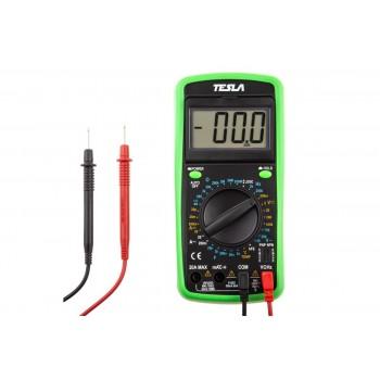 Мультиметр цифровой   Tesla DT9208A