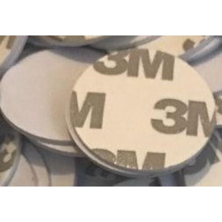 Метка Rfid 30 мм,125 кГц, EM4305, самоклеющаяся