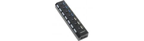 Разветвители USB