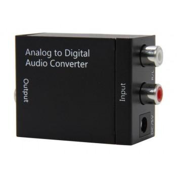 Аудио конвертер Analog to Digital