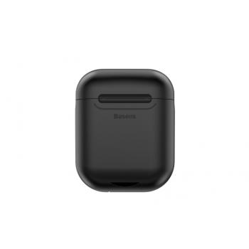 Силиконовый кейс для беспроводной зарядки Airpods (Baseus wireless charger for Airpods)