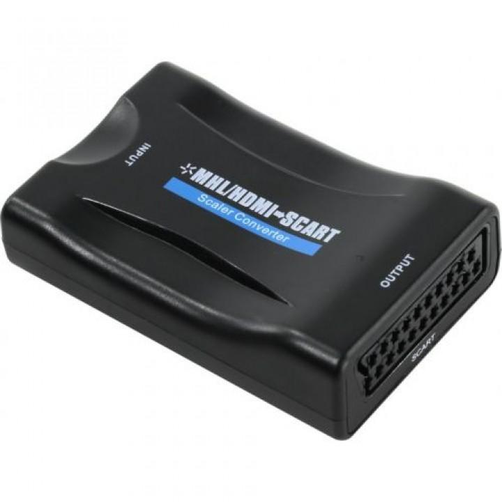 Преобразователь видеосигнала HDMI - SCART