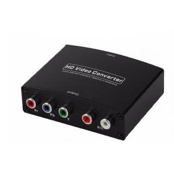 Видеоконвертер HDMI - YPBPR (RGB)