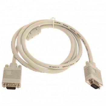 Кабель, провод VGA - VGA (папа-папа) 1.5м