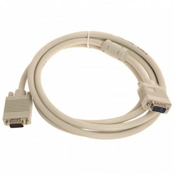 Кабель, провод VGA - VGA (папа-папа)  3м