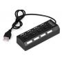 Хаб USB 2.0 на 4 порта