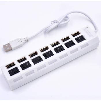 Разветвитель,сплиттер USB 2.0 на 7 портов