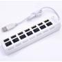 HUB USB 2.0 на 7 портов
